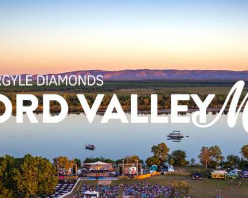 2018 Argyle Diamonds Ord Valley Muster