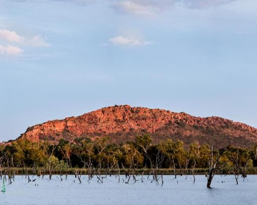 Kimberleyland Waterfront Holiday Park Kununurra Western Australia